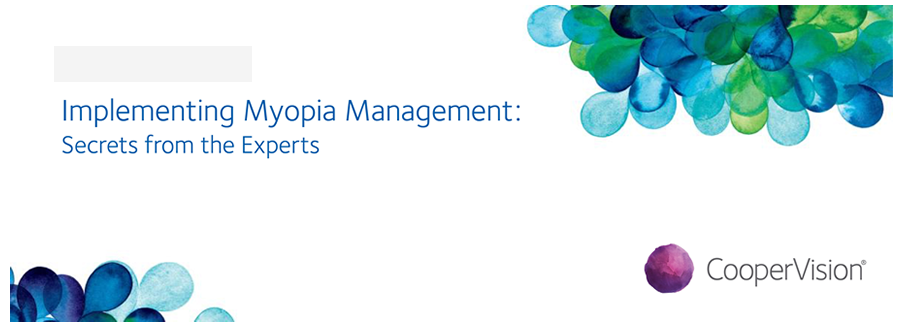 Implementing Myopia Management